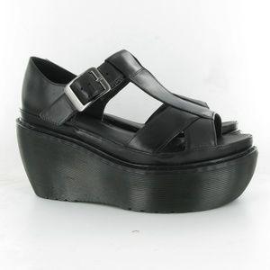 Dr Martens Adaya chunky platform sandal 10